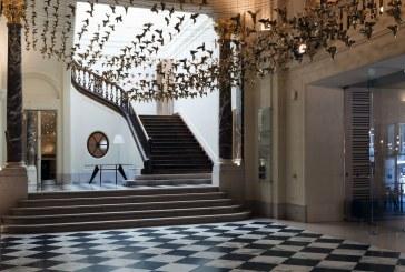 Le designer Charles Kaisin s''empare du Théâtre de Liège