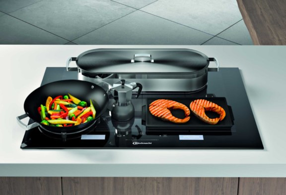 Plus de place pour la créativité grâce à Active Cook