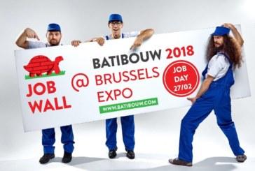 BATIBOUW lance son Jobday, rendez-vous mardi 27 février
